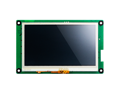 Picture of UP mini 2 ES 4.3 Inch LCD Linux Display Assembly